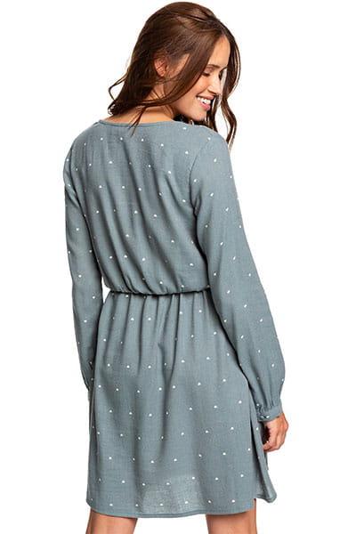 Платье ROXY с длинным рукавом Heatin Up