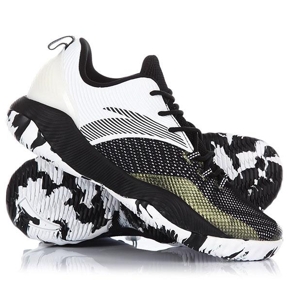 Кроссовки ANTA Обувь Для Баскетбола Белый/Черный_6