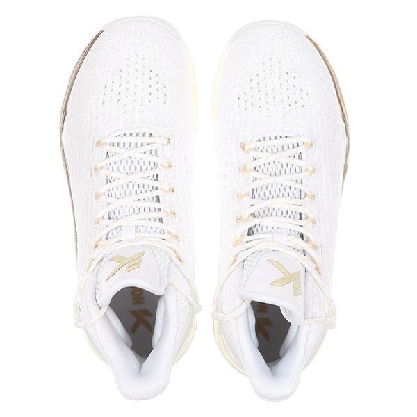 Кроссовки ANTA Обувь Для Баскетбола Белый/Бронзово-бежевый_26