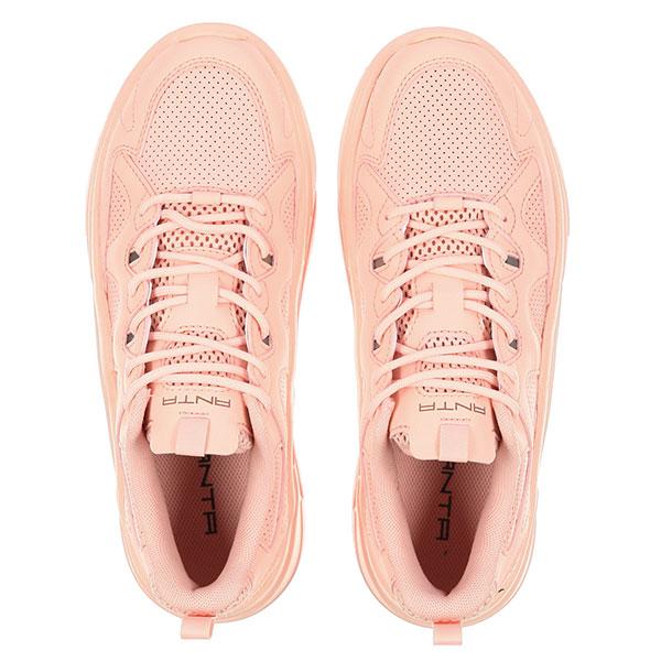 Кроссовки ANTA Повседневная Обувь Розовый/Белый-10