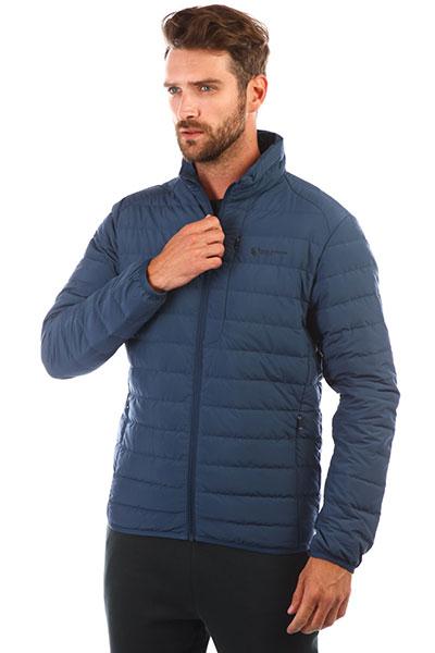 Курткапуховая |Синий|S