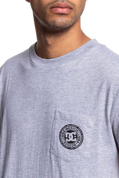 Футболка DC SHOES с карманом Basic
