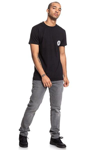 Футболка DC Shoes Basic Pocket Te Black