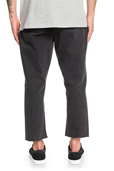 Укороченные QUIKSILVER широкие джинсы Up Sized Khol