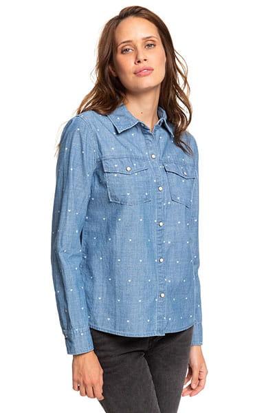 Рубашка ROXY с длинным рукавом Paradisiac Cascade