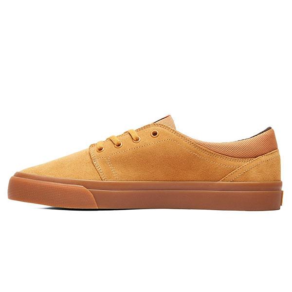 Кеды низкие DC Shoes Trase Sd Brown