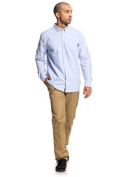Рубашка DC SHOES с длинным рукавом The Oxford