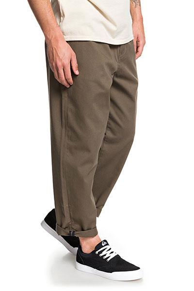 Широкие QUIKSILVER брюки Drop Bear
