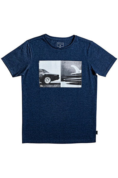 Детская QUIKSILVER футболка High Speed Pursuit