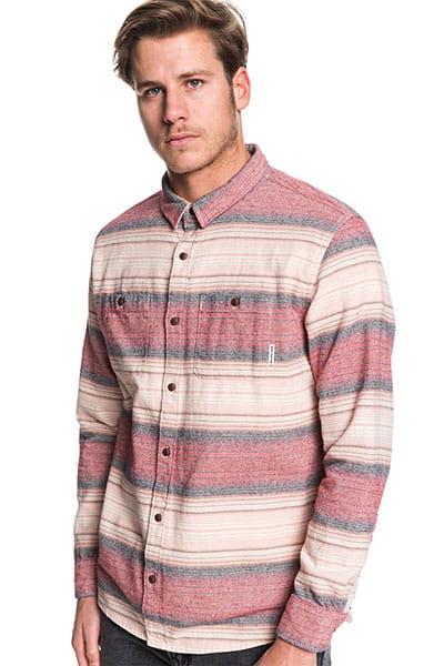 Рубашка QUIKSILVER с длинным рукавом Inca Gold Stripe
