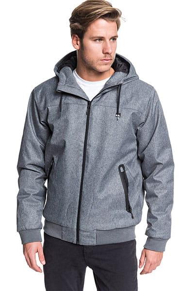Куртка QUIKSILVER Brooks5k Medium Grey Heather