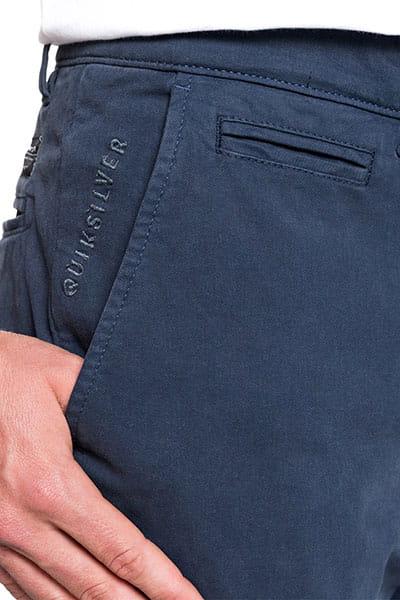 Узкие QUIKSILVER брюки-чинос Krandy Slim