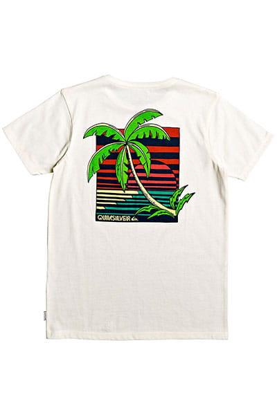 Детская QUIKSILVER футболка In The Jungle