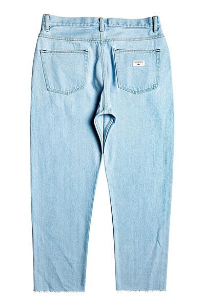 Укороченные QUIKSILVER широкие джинсы Up Sized Ice