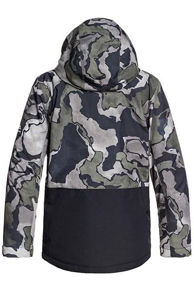 Детская сноубордическая куртка QUIKSILVER Mission Block
