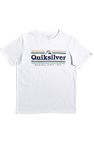 Детская QUIKSILVER футболка Get Buzzy