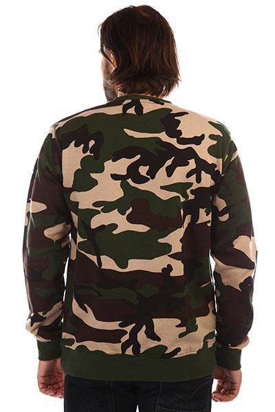 Толстовка свитшот Dickies Harrison Camouflage
