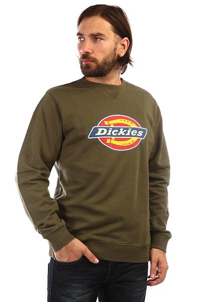 Толстовка свитшот Dickies Hs Sweat Dark Olive
