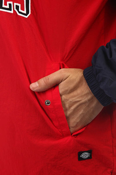 Анорак Dickies Pennellville Fiery Red