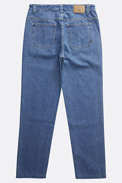 Джинсы прямые Billabong Fifty Jean Ocean Wash