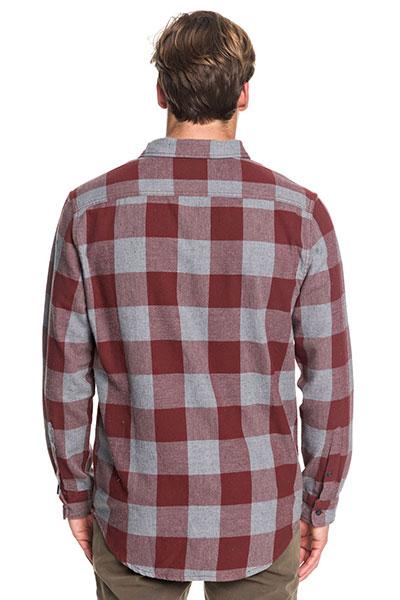 Рубашка QUIKSILVER с длинным рукавом Motherfly Flannel
