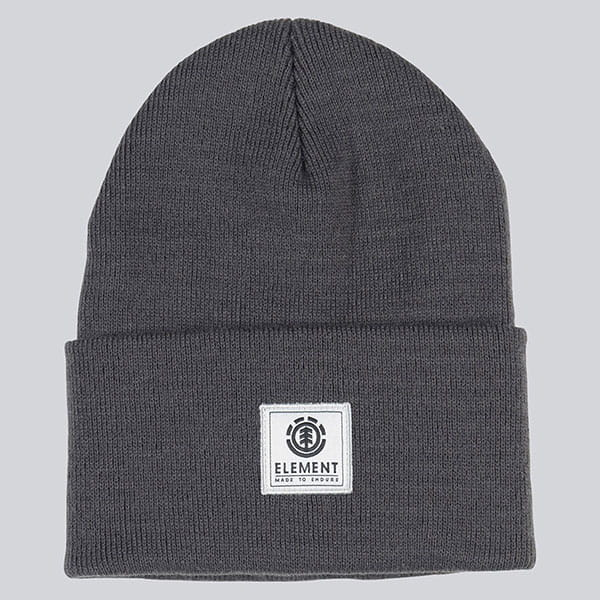 Шапка-носок Element Dusk Ii Beanie A Stone Grey