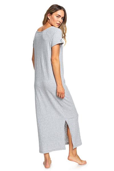 Платье-футболка ROXY с короткими рукавами Neptune