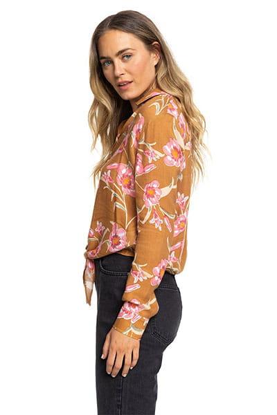 Рубашка ROXY с длинным рукавом Suburb Vibes