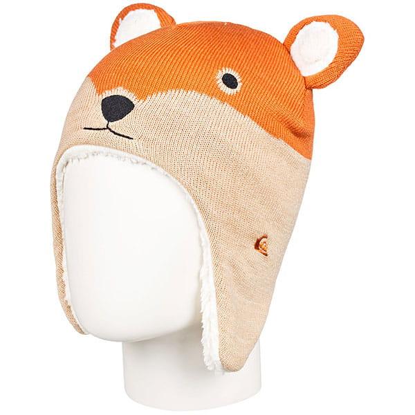 Детская QUIKSILVER шапка с ушами Little Fox