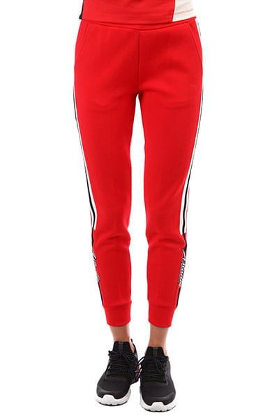 Брюки женские ANTA Брюкитрикотажные Красный 86937746-1