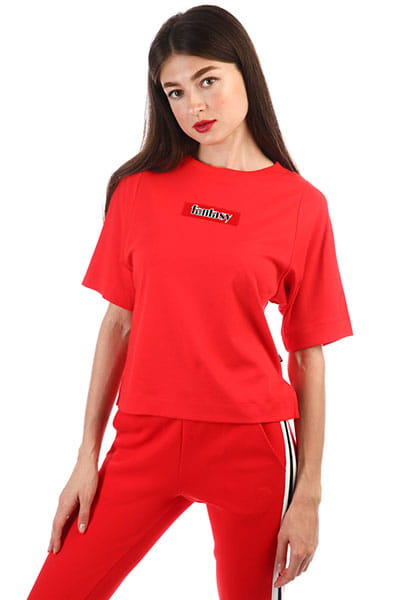 Женская футболка Lifestyle Classic Retro A-WINDCOTTON 86938141-2