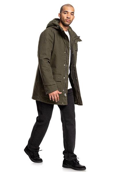 Куртка парка DC Shoes Canongate Dark Olive -8739-109