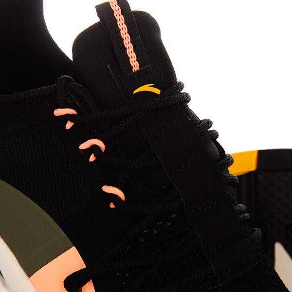 Обувь Для Бега Черный/белый01 ANTA