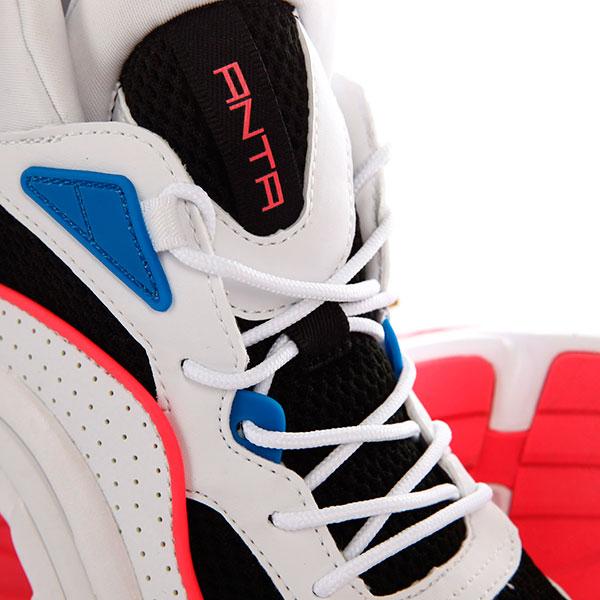 Повседневная Обувь ANTA Бело-черный/белый
