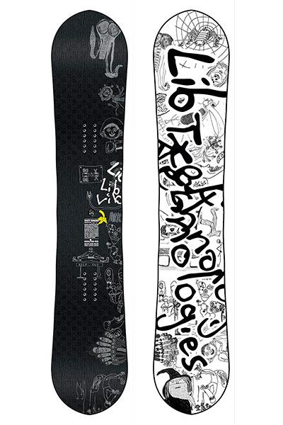 Сноуборд Lib Tech Skate Banana Btx Reis Multicolor