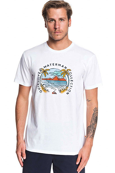 Футболка QUIKSILVER Lake Chaser