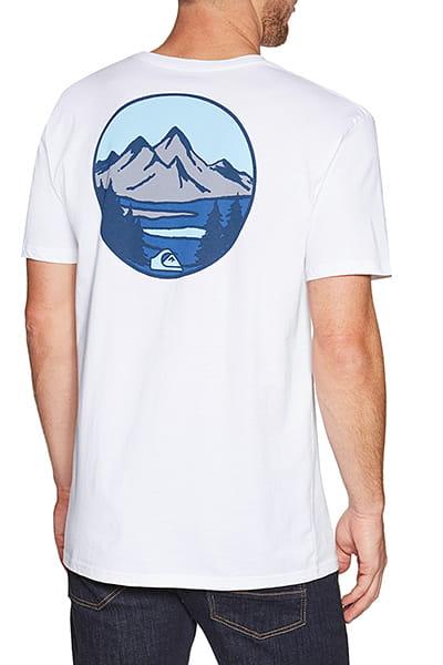 Футболка QUIKSILVER Lake Chaser