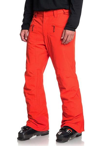 Сноубордические штаны QUIKSILVER Boundry