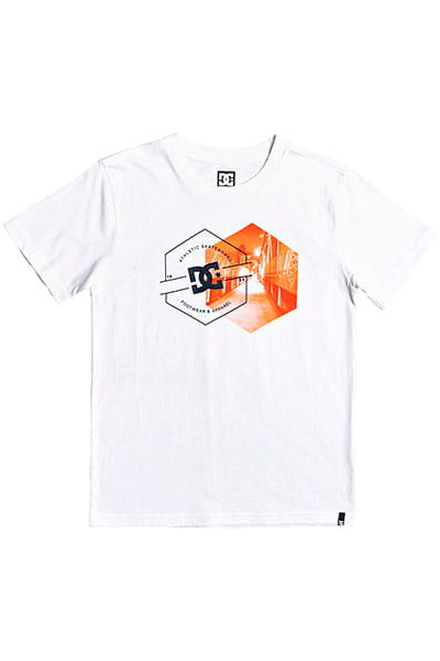 Детская DC SHOES футболка Karved City