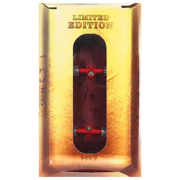 Фингерборд Turbo-FB П10 Бланк Burgundy/Red