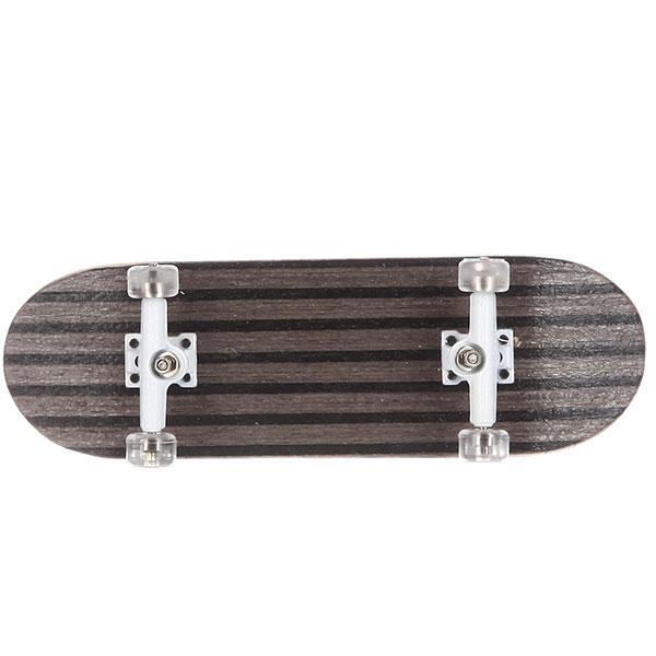 Фингерборд Turbo-FB П10 Бланк Strip Slim Black/Brown/White