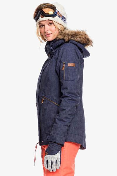 Сноубордическая куртка ROXY Meade Denim