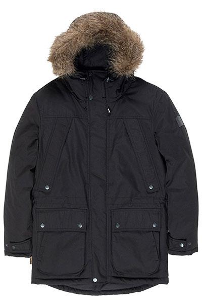 Куртка парка Element Fargo Women Flint Black