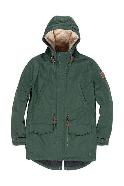 Куртка парка женская Element Roghan Women Olive Drab
