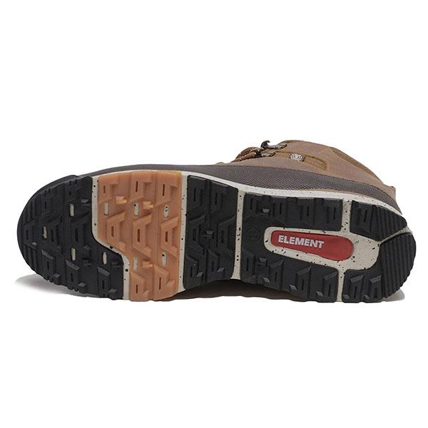 Ботинки зимние Element Типа Кед Donnelly Walnut Premium