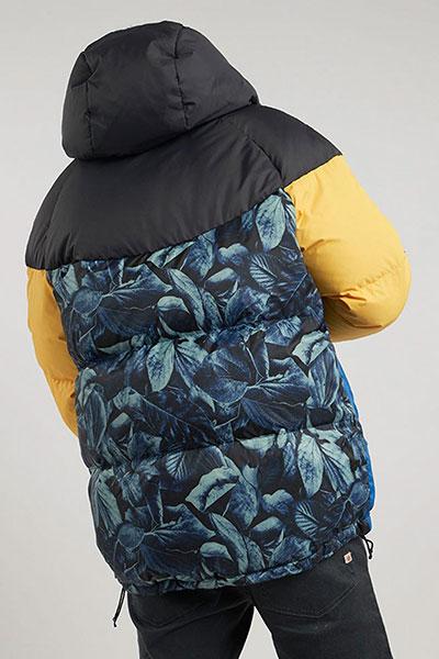 Куртка зимняя Element Griffin Heavy Down Royal Blue