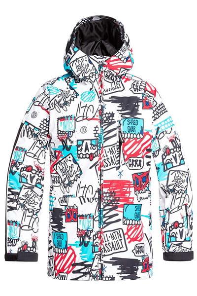 Детская DC SHOES сноубордическая куртка Retrospect