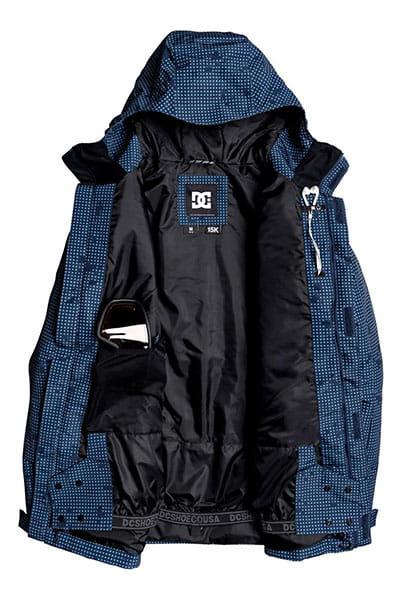 Куртка утепленная DC Shoes Servo Dress Blues Desert