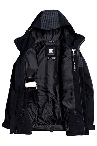 Сноубордическая куртка DC SHOES Defiant