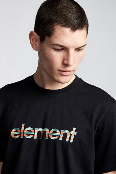 Футболка Element Eddie Flint Black
